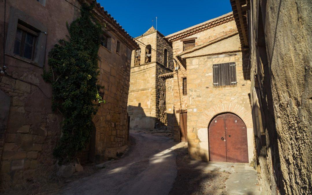 Albarca, el poble més petit del Priorat