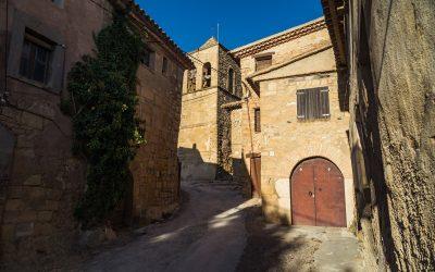 Albarca, el pueblo más pequeño del Priorat